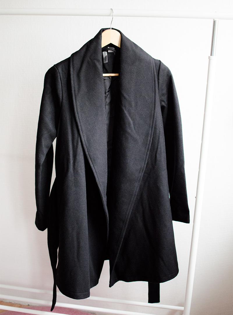 You searched for: black wrap coat! Etsy is the home to thousands of handmade, vintage, and one-of-a-kind products and gifts related to your search. No matter what you're looking for or where you are in the world, our global marketplace of sellers can help you find unique and affordable options. Let's get started!
