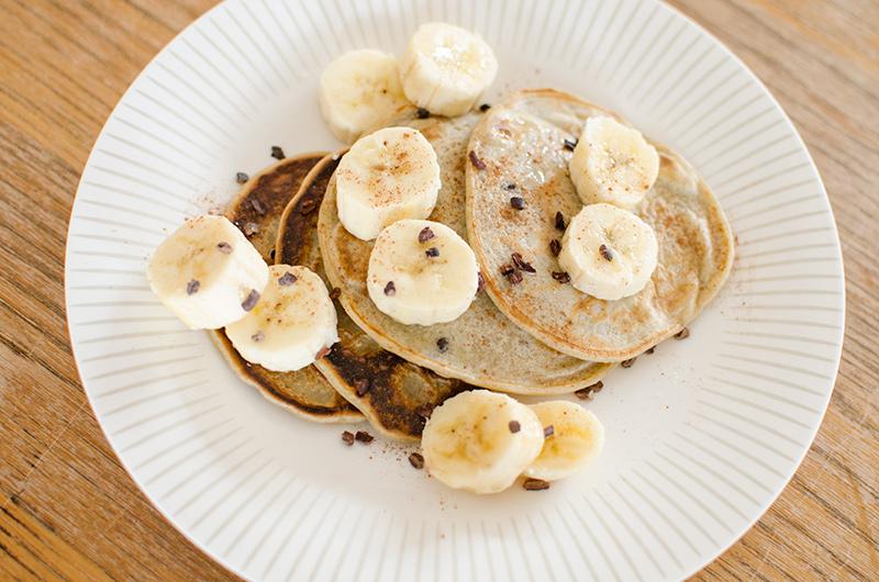 ontbijtpannenkoekjes