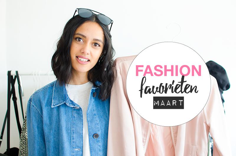 Fashion favorieten maart