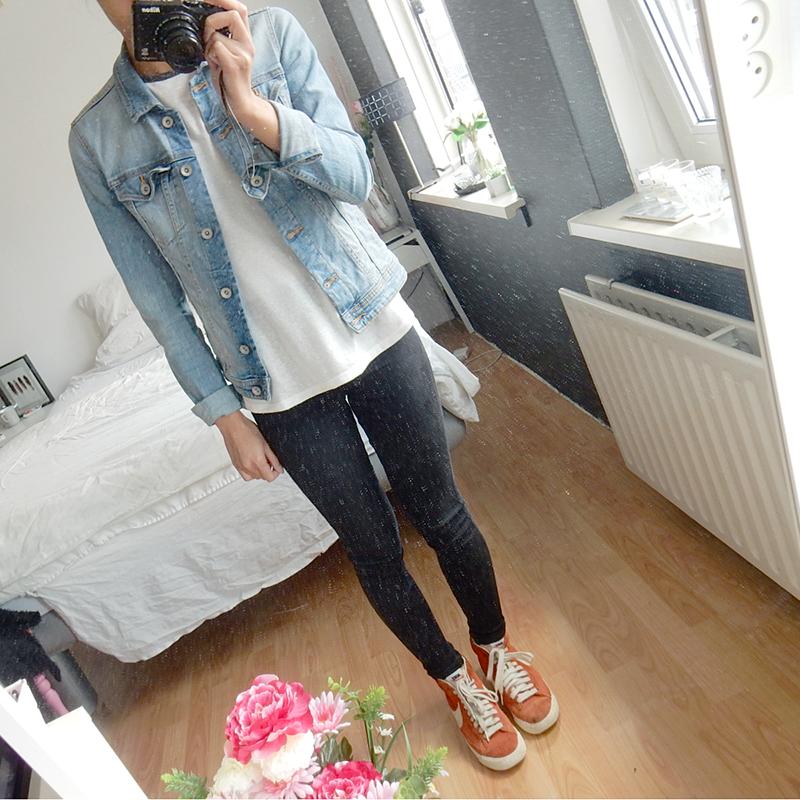 Outfit vrijdag