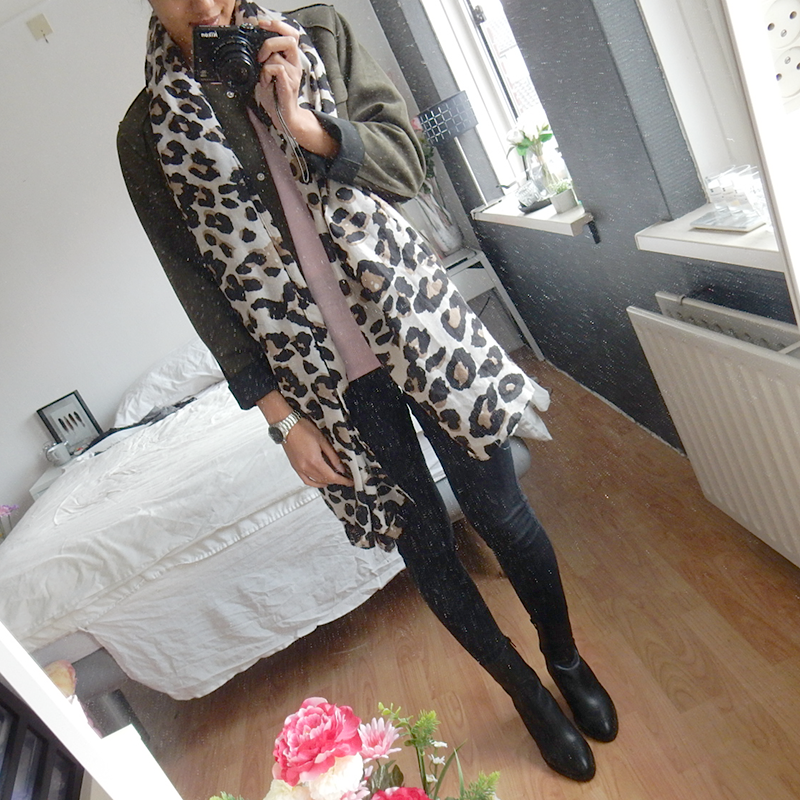 Outfit zaterdag