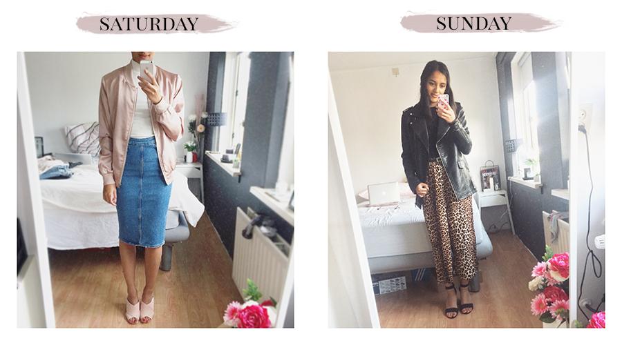 Outfit diary #11 Zat & Zon