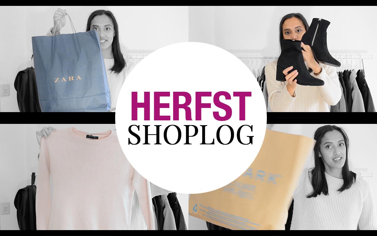 Herfst shoplog Primark & Zara