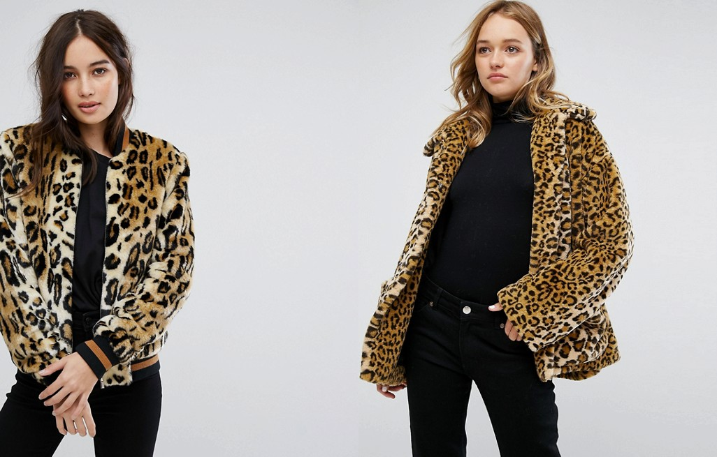 Trend: Luipaard jas + inspiratie outfits