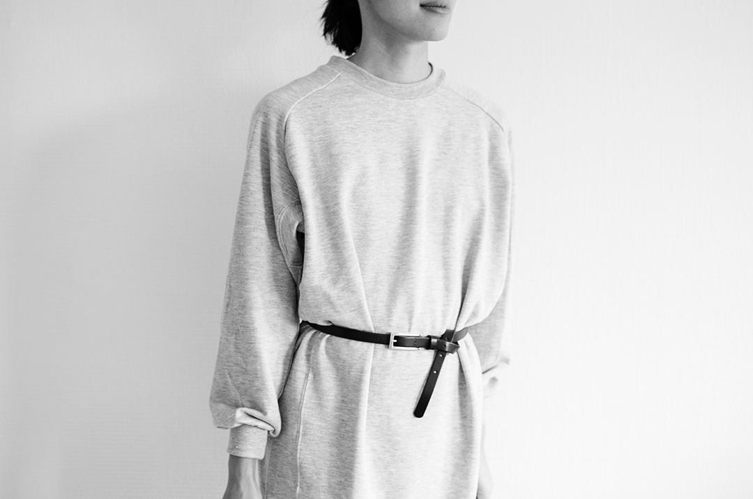 Outfit sweatshirt dress