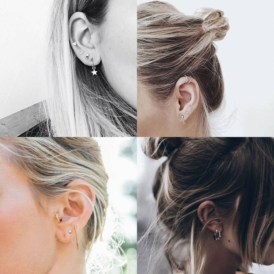 Musthave Minimalistische oorbellen