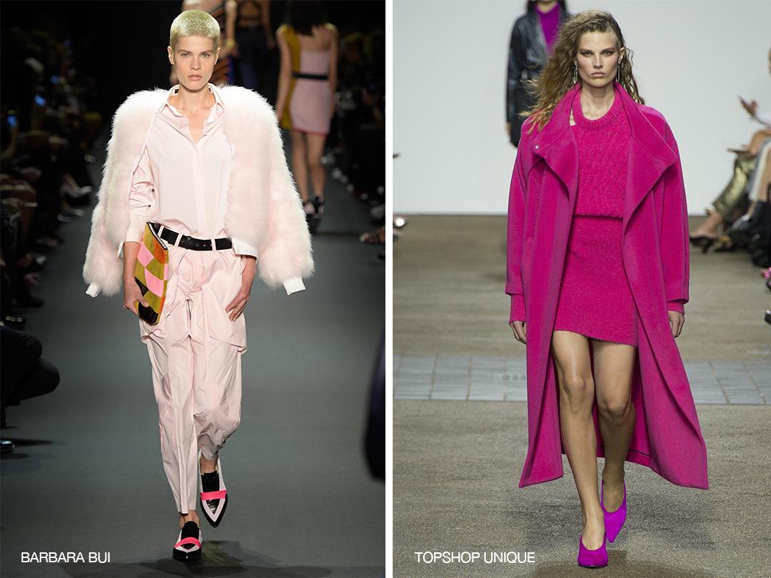 Modetrends 2017 Pink