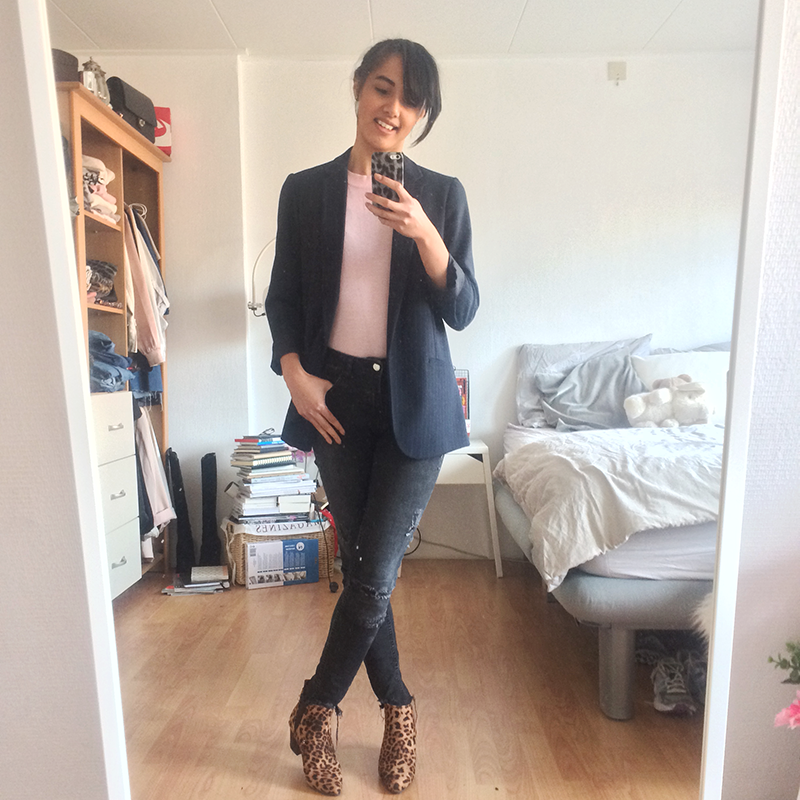 Outfit diary #15 Dinsdag