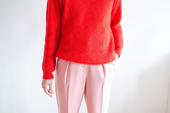 Kleurencombinaties | Rood & roze