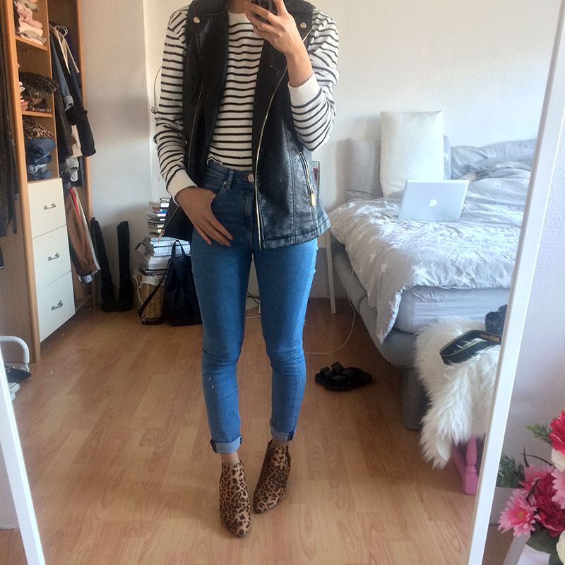 Outfit diary vrijdag