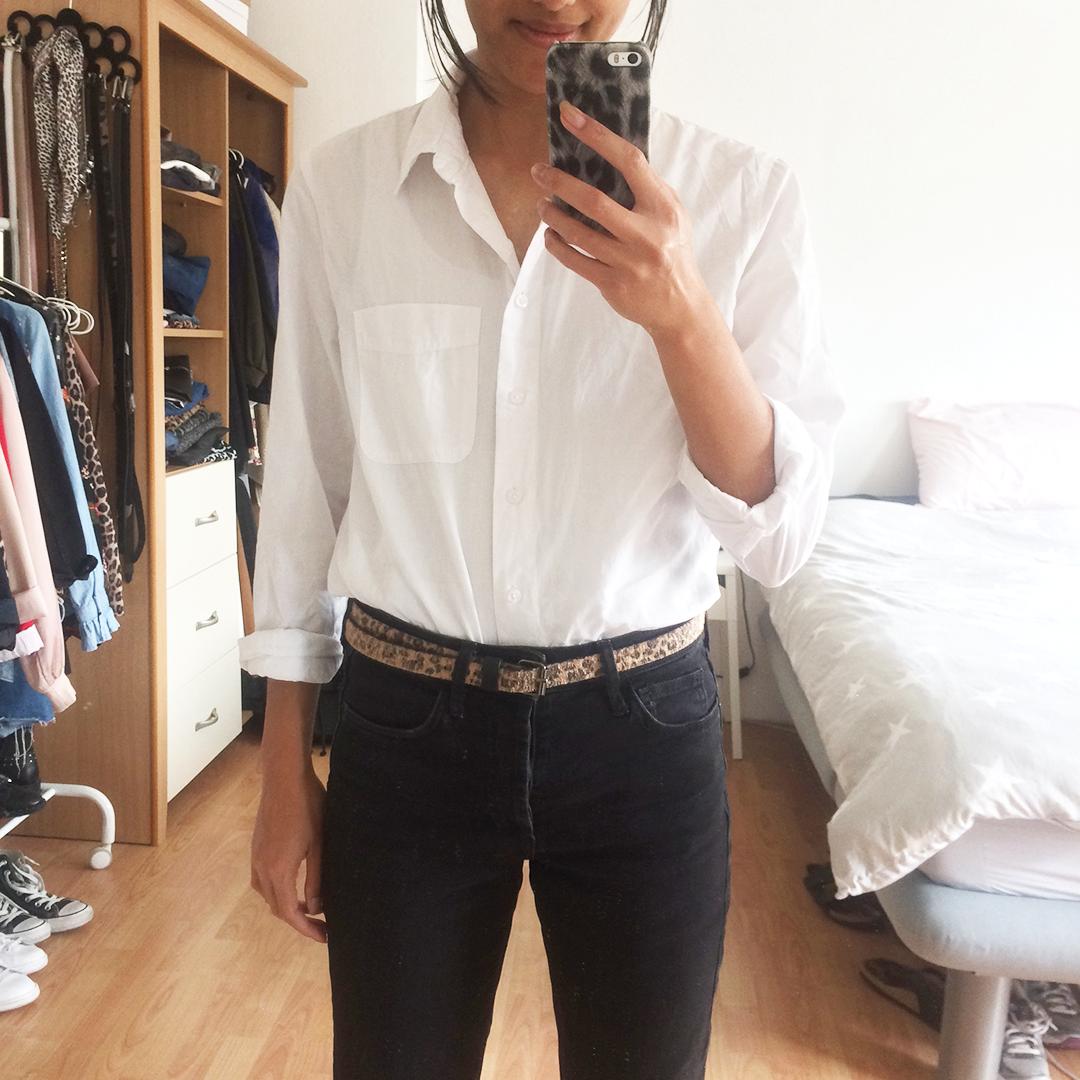 Fashion favorieten witte blouse H&M