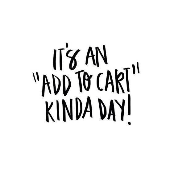 Online shoppen quote