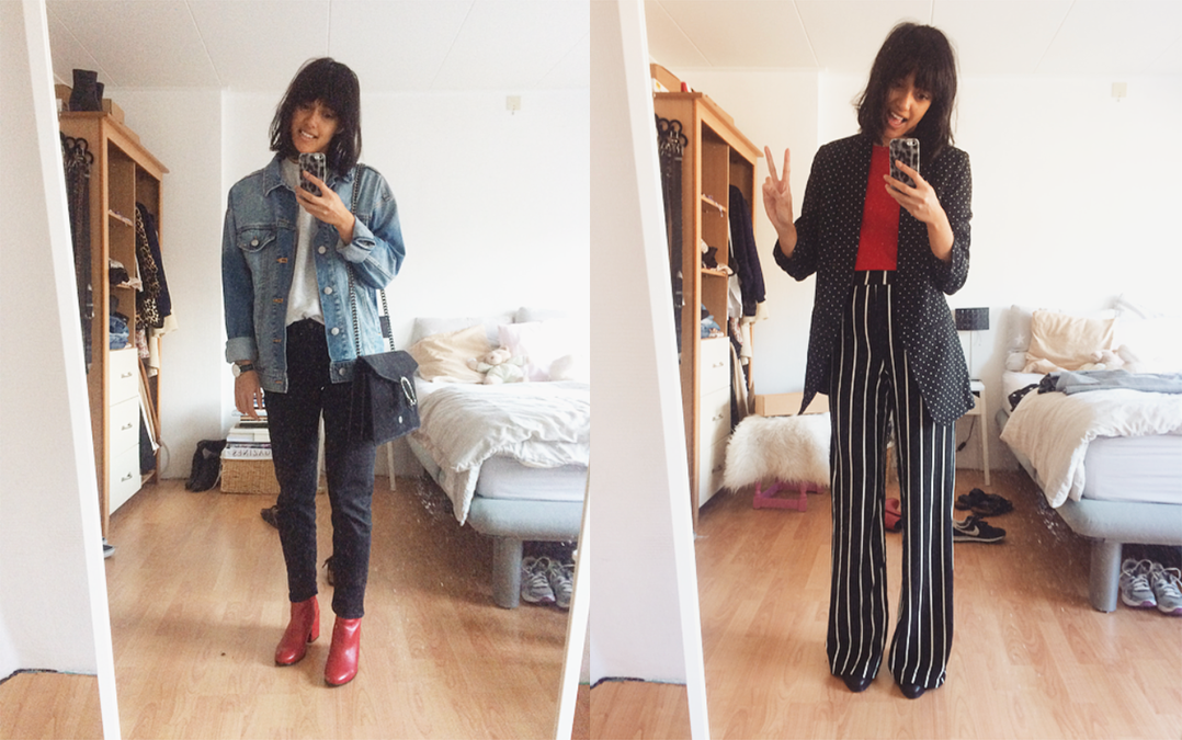 Outfit diary september