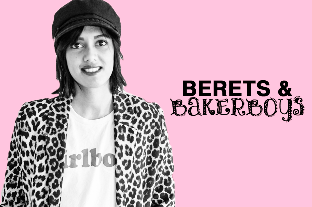 Fashion trends berets & bakerboys