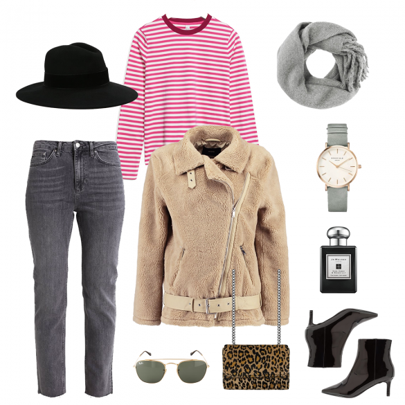 Look of the Day: 31 oktober