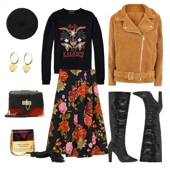 Look of the Day: 22 oktober