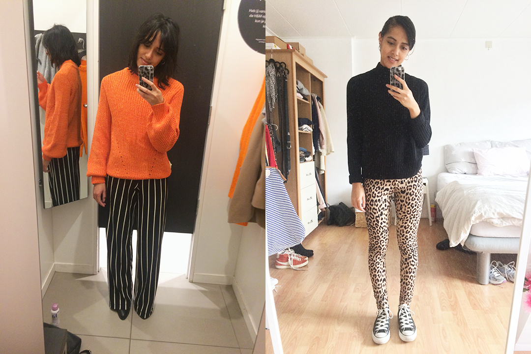 Outfit diary oktober
