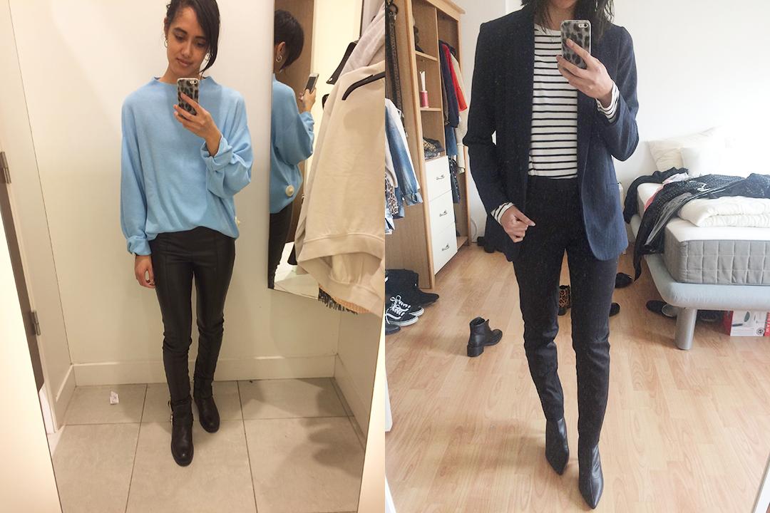 Outfit diary januari & februari