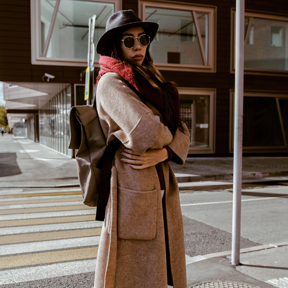 Urban chic dresscode