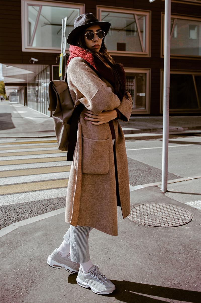 Urban chic dresscode vrouwen
