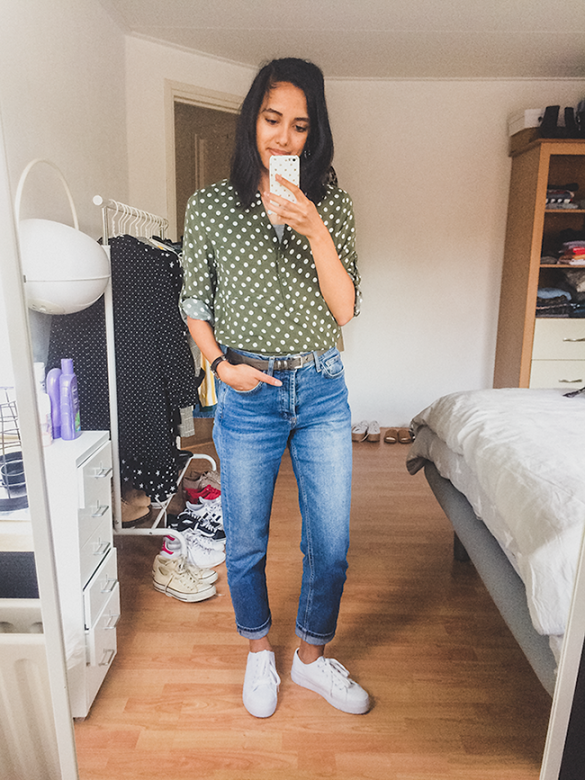 Week in outfits: maandag