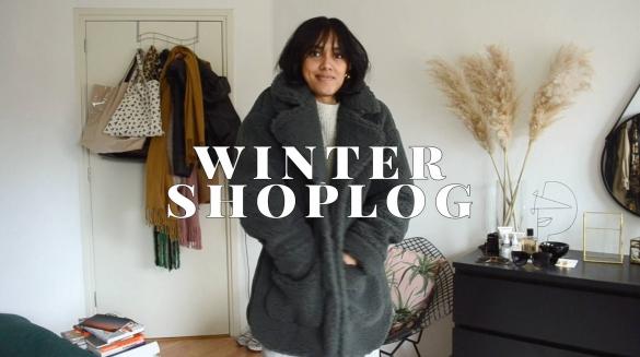 Winter shoplog