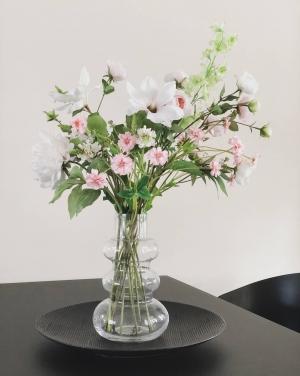 Kunstbloem boeket Flowers Forever